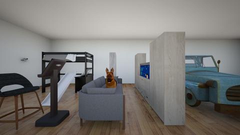 My new bed room - by grade3kjayden