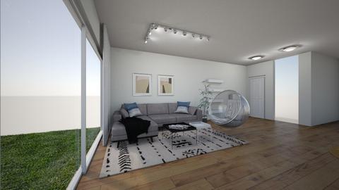Yossi ben zaken 2 - Living room - by erlichroni