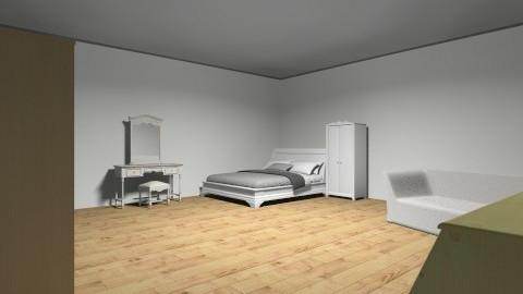 dream room - Bedroom - by SYDNEY WILSON