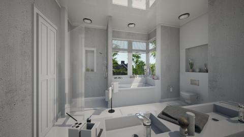 Family Bath - Bathroom - by MandyB84