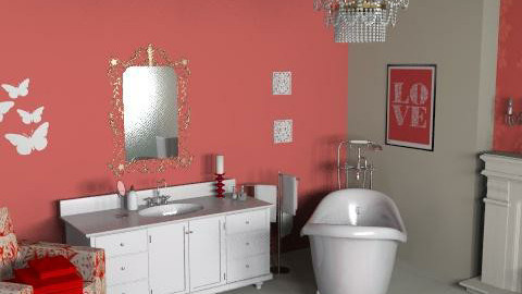 l.o.v.e - Classic - Bathroom - by Andrea_