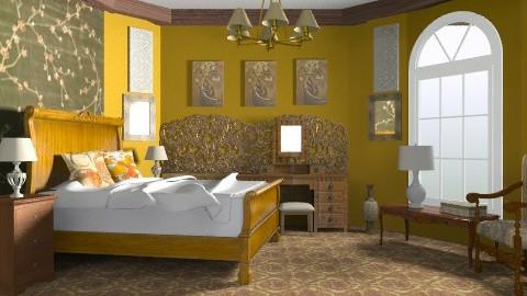 Patina - Vintage - Bedroom - by milyca8