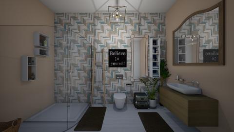 T13 - Bathroom - by GeGe Kanthip
