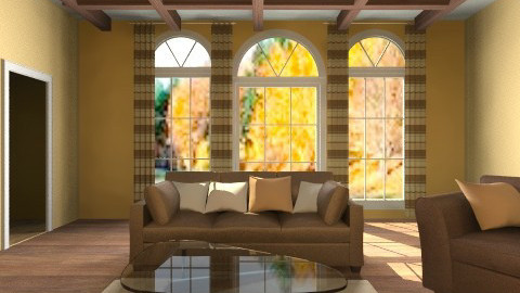 2 - Living room - by ivacolakovic