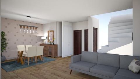ovi - Living room - by sara scortichini