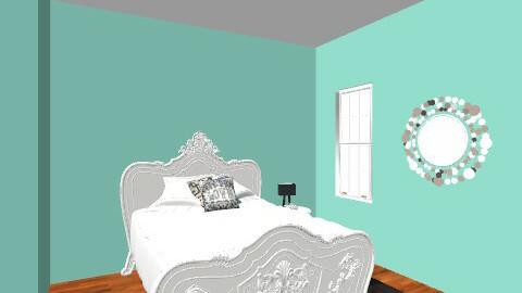 Room - Vintage - Bedroom - by HannahDaniel96