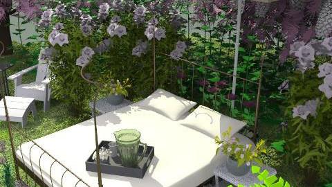 SPRING HAS SPRUNG - Glamour - Garden - by udreamofj