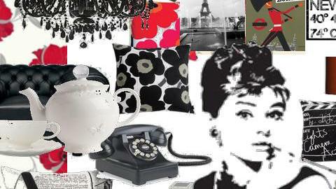 Audrey Hepburn - Vintage - Art - by annnnya