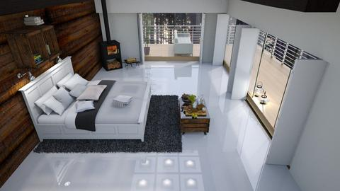 remake 1 credits Ida Dzan - Modern - Bedroom - by Elios3