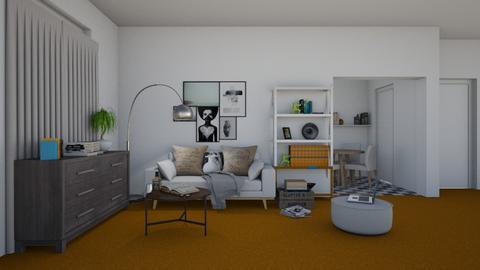 Orange Carpet - by __Nikoletta__
