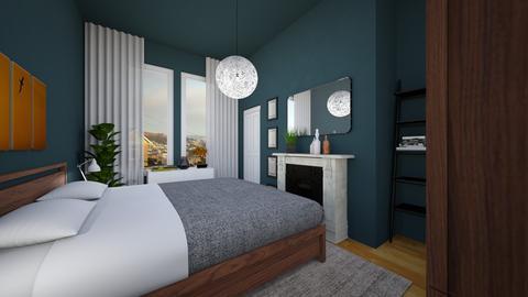 1562Fell887 - Bedroom - by evakarwowska