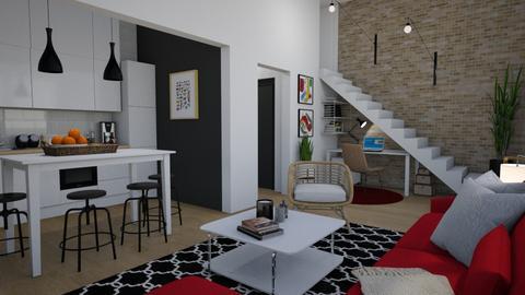 Mini home - by Tuija