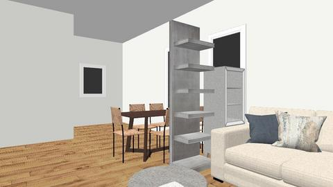 Pazsit10 - Living room - by Pazsit10