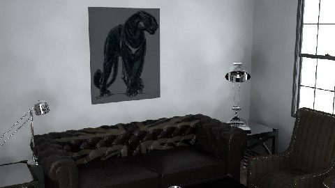 Andrew Martin - Living room - by annabel