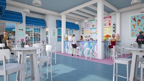 Design 440 Rave Ice Cream Shoppe - by Daisy320