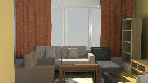 Whitehurst Living 2 - Living room - by KimmyRa