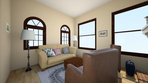 sample - Modern - Living room - by carolnn
