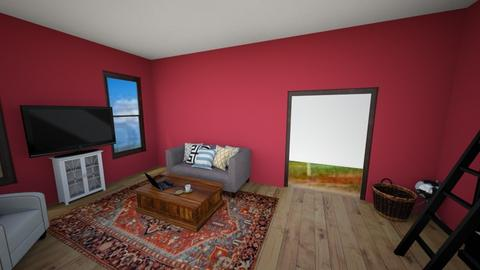 Home design - Living room - by deliveryboi