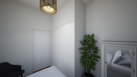 guest room  - Bedroom - by jasedi