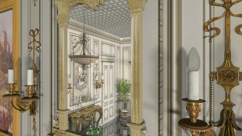 Mirror Mirror - Classic - Living room - by Bibiche