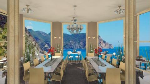 mediteran  city cafe - Classic - by Veny Mully