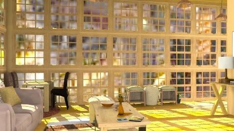 galeria - Classic - Living room - by ATELOIV87
