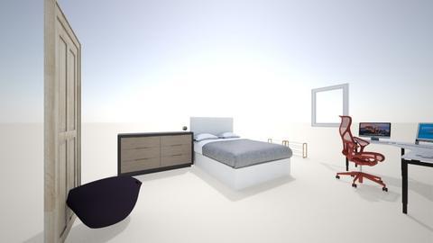 my room mmm - Bedroom - by Villai21