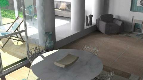 Contemporary - Modern - Living room - by Georgina Escobedo