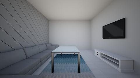 Nicolas Ruiz - Masculine - Bedroom - by NicolasRuiz