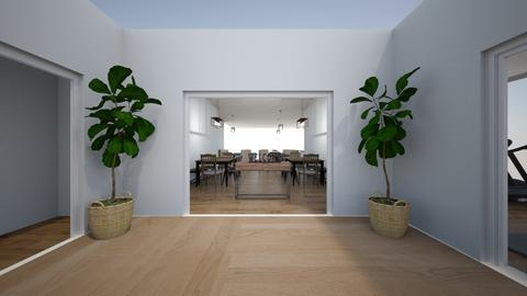 Resort Restaurant Enter - by averygrace06