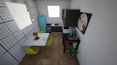 cozinha2 - Kitchen - by juliamepos