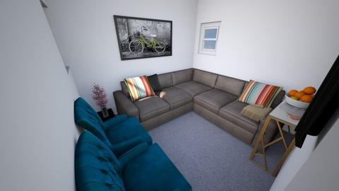 Living Room 2 - Living room - by Sally Haridi