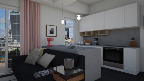 Johanna  - Living room - by kennedycoleman