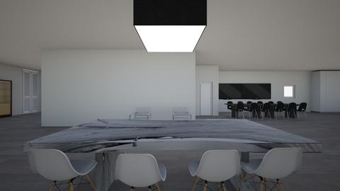 nieuw kantoor - Office - by Sonjak555