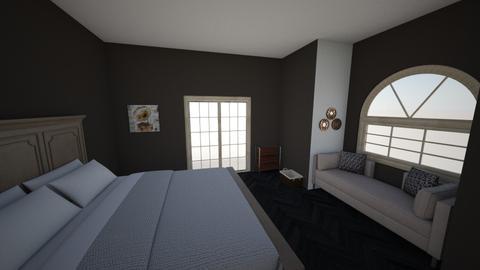 Bedroom 1 - by mandabeachlife