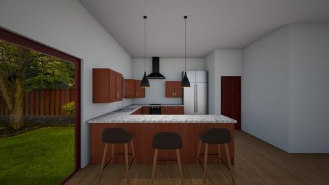 Kitchen Lighting - Kitchen - by ewoehlke