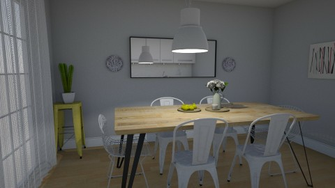 Dining room - Minimal - Dining room - by Tennessee