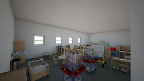 kinder1 - Kids room - by GNBQWPXZHBYKBBKNBNCJTVPAGZKKTRM