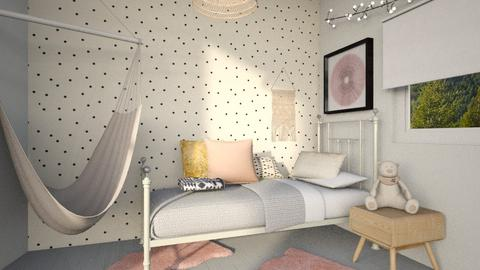 1630 - Kids room - by Riki Bahar Elbaz