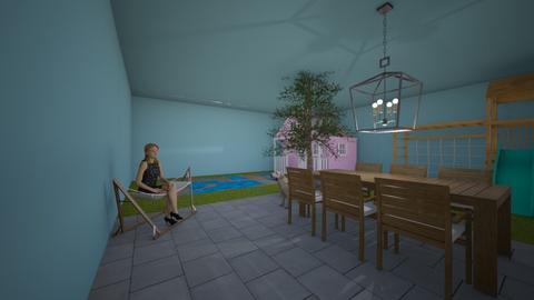 patio - Garden - by Designer2424