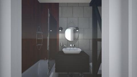 lazienka2 - Bathroom - by kassandraslu