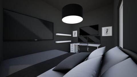 Room - Bedroom - by SantaCloud