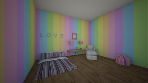 rainbow unicorn barf - by anonymous2