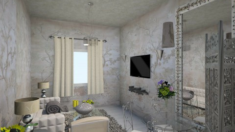 nawal - Eclectic - Living room - by Sara alwhatever