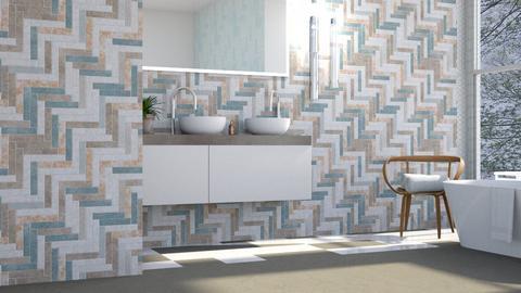 Harmony - Bathroom - by SZdesing