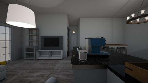 my house 26 - Living room - by Niva T
