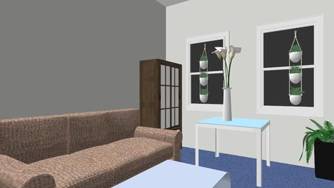 RF Apartment - Vintage - Living room - by Janielle