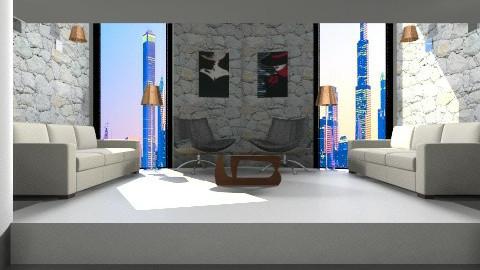 High Room  - by Adri_Svek