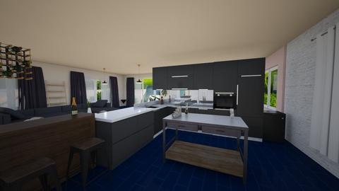 kitchen - by Anett02