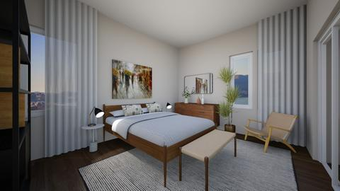 MBKBhomeBR4 - Living room - by evakarwowska